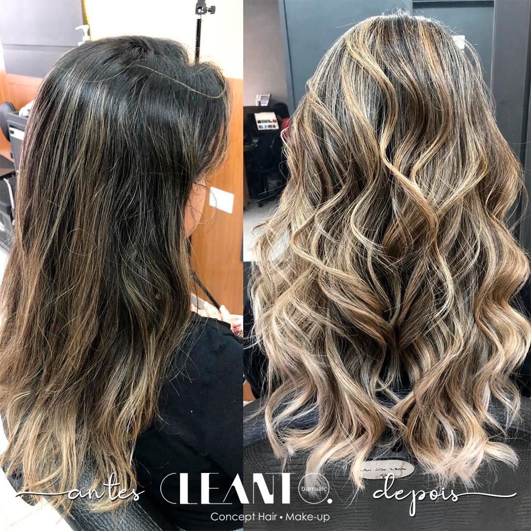 Seu cabelo com essa técnica de Iluminação perfeita