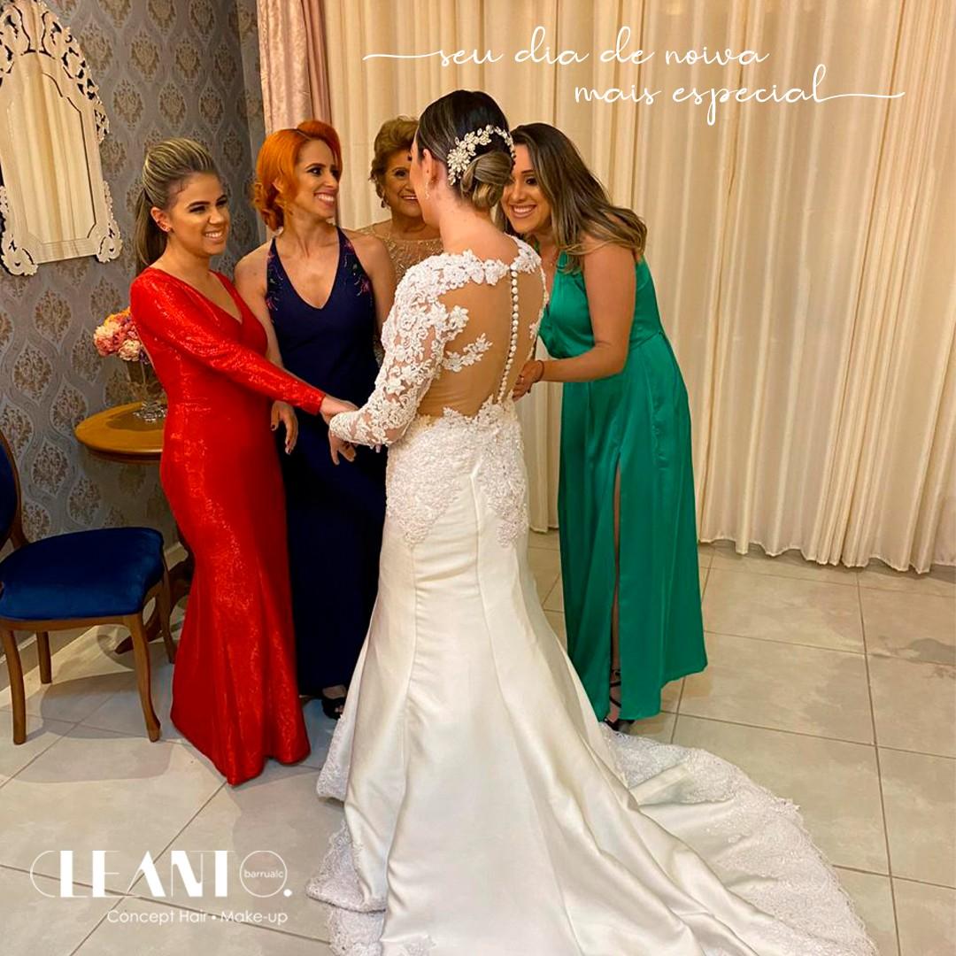Seu dia de noiva mais especial