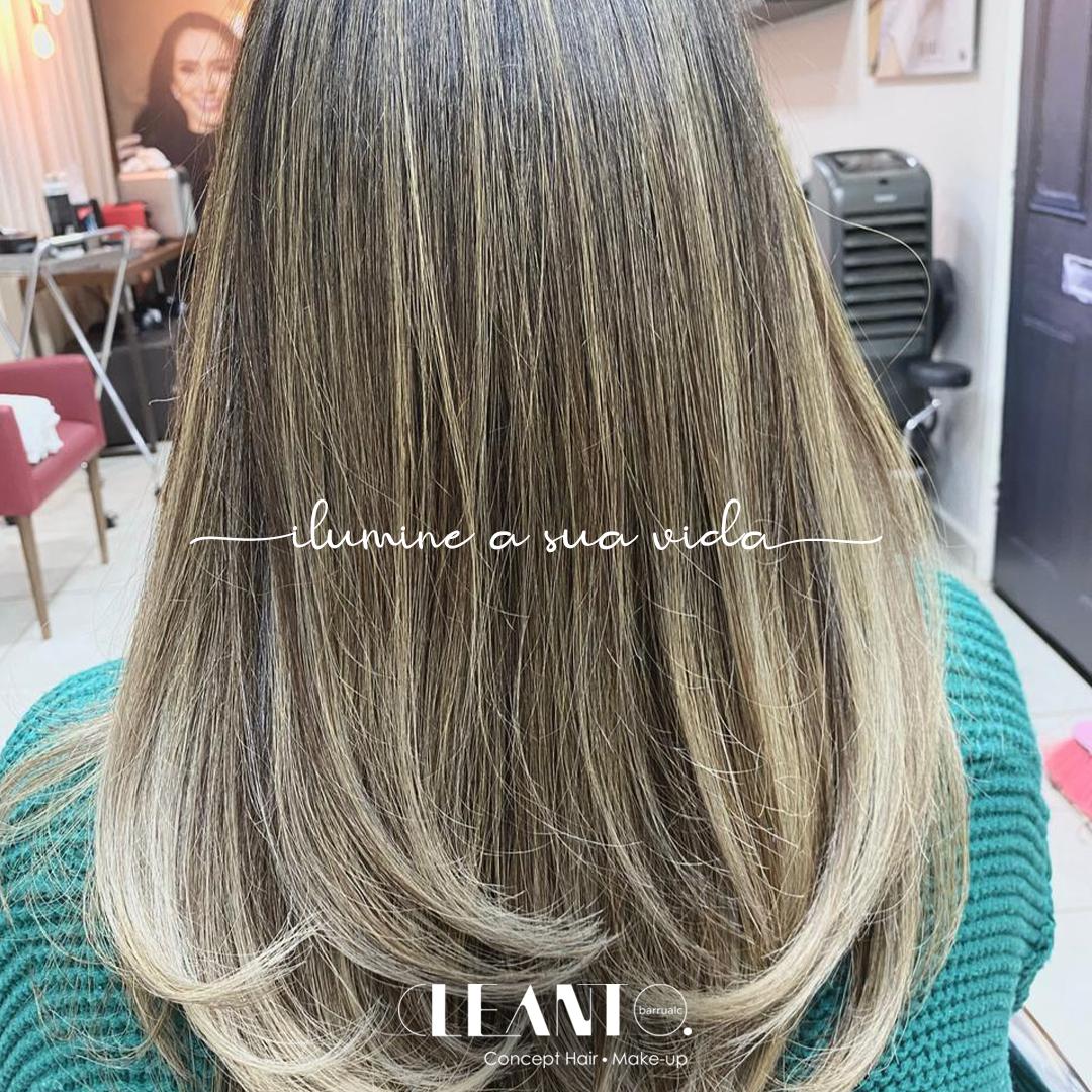 Ilumine sua vida! Mantenha sempre seus cabelos iluminados para dias cada vez mais brilhantes em seu caminho.