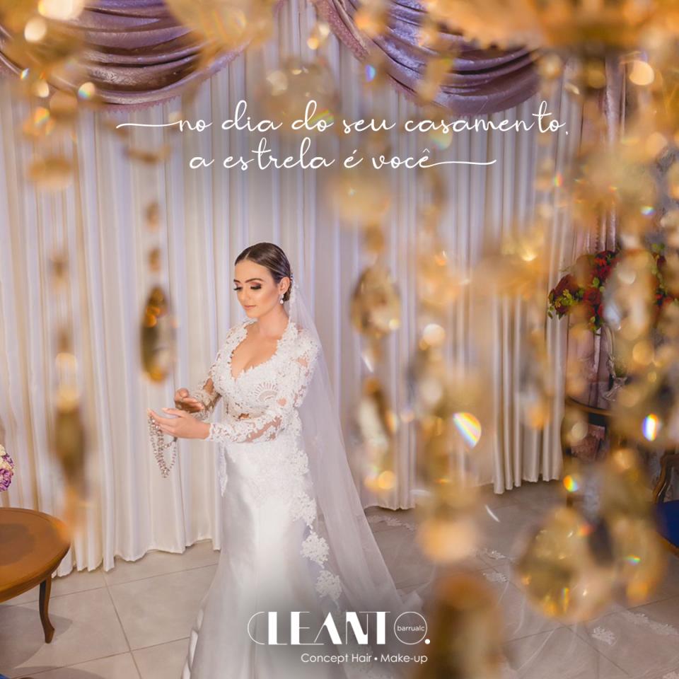 No dia do seu casamento, a estrela é você